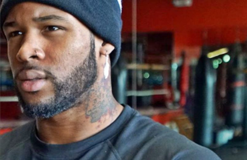 Terron Beckham Challenges Fans To His Extreme Workout