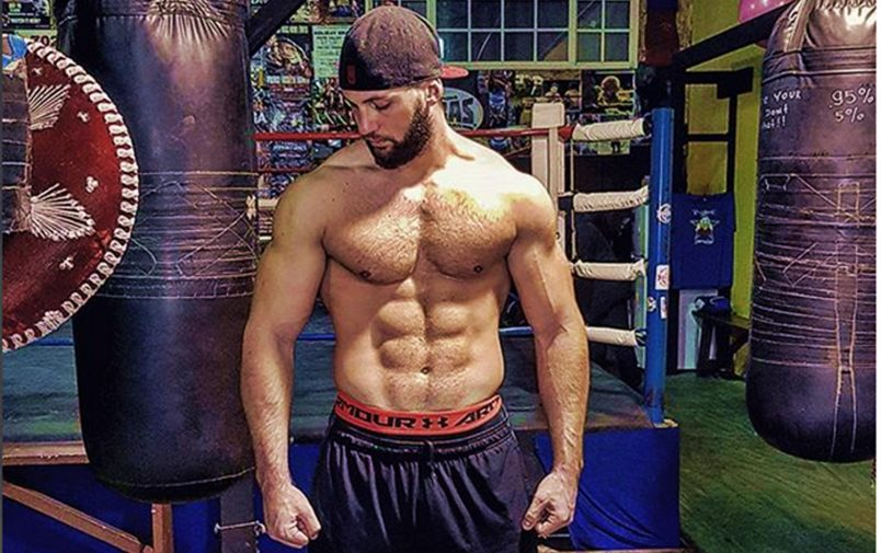 Florian Munteanu: 17 Mouth Watering Shirtless Photos