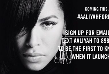 MAC Cosmetics Launching Aaliyah Mac Collection Summer 2018