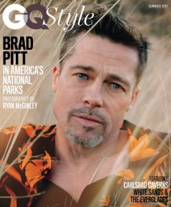 How Brad Pitt Quit Smoking Pot and Drinking