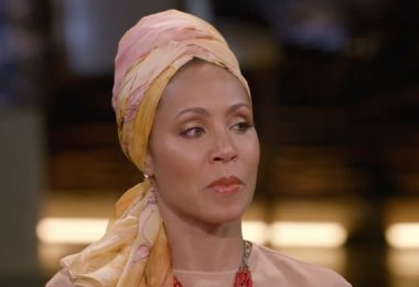 Jada Pinkett-Smith Admits She's Losing Her Hair
