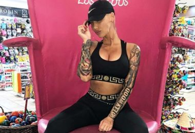 Amber Rose Brest Reduction: The Pain Was Too Much