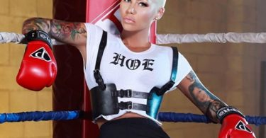 Amber Rose Talks Body Positivity & Embracing Her Cellulite