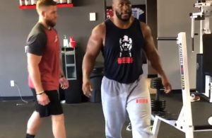 James Harrison Looks Great Thanks to His Insane Workout