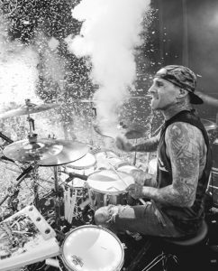 Travis Barker Re-Admitted to Hospital