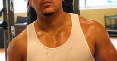 Have You Seen Cisco Rosado? He's Got Muscles