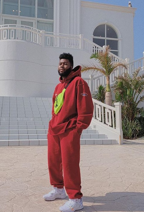 Khalid Suffers from Social Anxiety