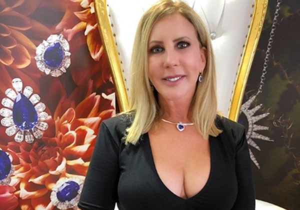 Real Housewives of OC Vicki Gunvalson Hospitalized