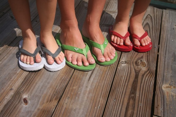 Are Your Flip Flops Causing Havoc On Your Body?