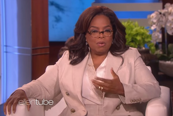 Oprah Ended Up in ER with Serious Case Of Pneumonia