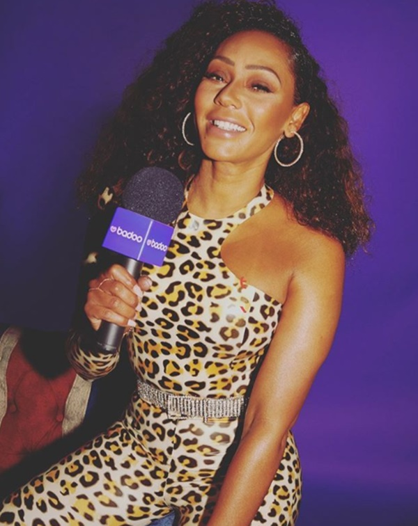 Mel B Difficult to Date Due To Dyspraxia and ADHD