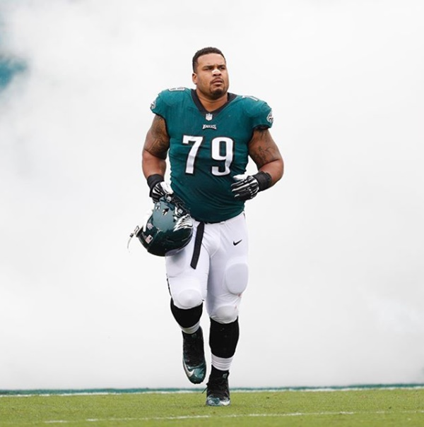 Eagles RG Brandon Brooks Opens Up About Anxiety Struggles