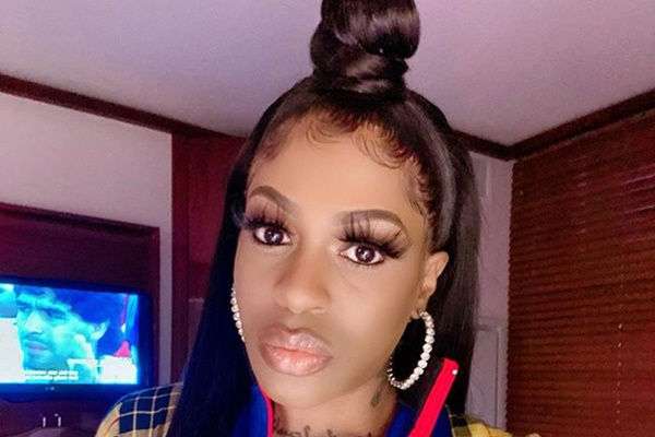 Lil Mo Speaks On Toxic Relationships Caused Opioid Addiction