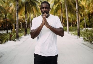 Idris Elba Confirms He's Tested Positive For Coronavirus