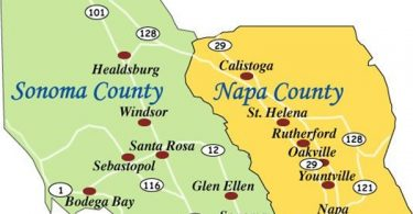 Sonoma County + Napa County Goes On Mandatory Shelter