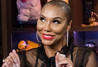 """Tamar's Boyfriend David Adefeso Says It's Been """"Extremely Difficult"""""""