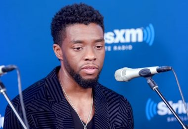 Chadwick Boseman A Real Life Hero To Kids at St. Jude