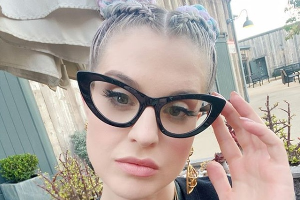 OMG Kelly Osbourne Is Unrecognizable After Weight Loss
