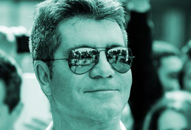 Simon Cowell Breaks His Back in Bad Bike Crash