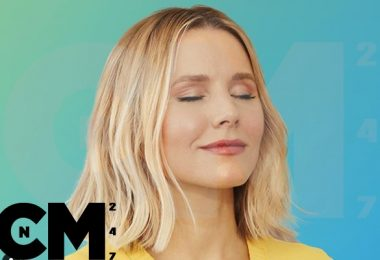"How Kristen Bell Keeps Her ""Sanity Intact"""