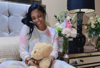 Porsha Williams Home Recovering After Being Hospitalized