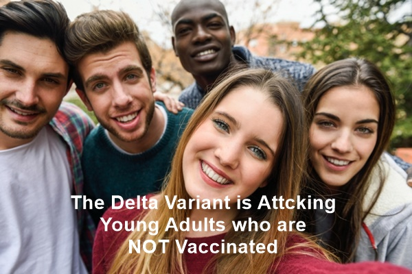 Delta Variant: 5 Things to Know About The Latest COVID Strain