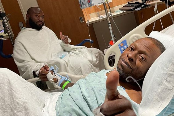 Scarface Thumbs Up Following Kidney Transplant